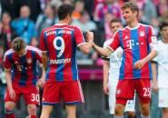 Kandaskan Bremen, Bayern Munchen Melenggang ke Final DFB-Pokal