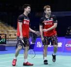 Lolos Perempat Final Kejuaraan Asia 2019, Kevin/Marcus: Persaingan Semakin Ketat