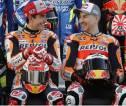 Lorenzo Kecewa Performanya Kalah Jauh dari Marc Marquez