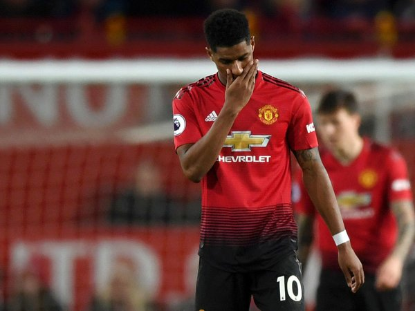 Rashford Sebut Penampilan Timnya Tak Seperti Manchester United