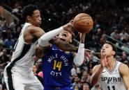San Antonio Spurs Paksakan Denver Nuggets Mainkan Game Tujuh