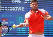 Bungkam Borna Coric, Filip Krajinovic Tembus Semifinal Di Budapest