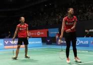 Della/Rizki Harus Tersingkir di Semifinal Kejuaraan Badminton Asia 2019