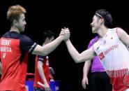 Kejuaraan Asia 2019: Kekecewaan Kamura/Sonoda Usai Kalah di Laga Semifinal Melawan Kevin/Marcus