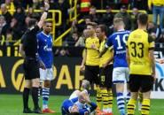 Marco Reus Minta Maaf Karena Dapat Kartu Merah Saat Lawan Schalke 04