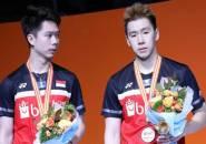 Gagal di Final Kejuaraan Asia 2019, Ini Komentar Kevin/Marcus