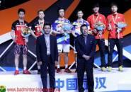 Hasil Lengkap Final Kejuaraan Asia 2019: Gelar Milik Jepang dan China