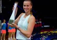 Petra Kvitova Kantongi Gelar Kedua Di Stuttgart