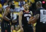 Kalah Dari Warriors di Game 1, Rockets Keluhkan Buruknya Kepemimpinan Wasit
