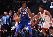 Menang di Game 2, 76ers Samakan Kedudukan Dengan Raptors