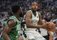 Garang di Paruh Kedua, Bucks Tumbangkan Celtics di Game 2