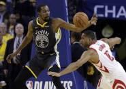 Kevin Durant Bawa Warriors Unggul 2-0 Atas Rockets