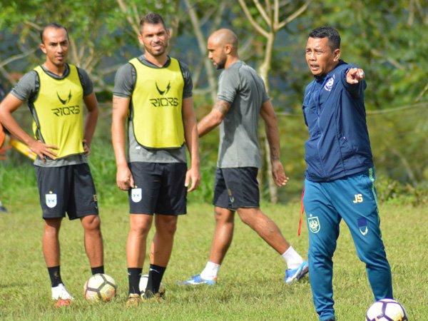 Hadapi Arema FC di Laga Uji Coba, PSIS Tanpa Claudir Marini