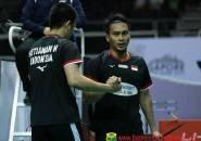Indonesia Loloskan Tiga Wakil ke Final New Zealand Open 2019