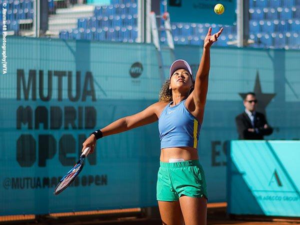 Jelang Madrid Open, Naomi Osaka Berusaha Dapatkan Kembali Sentuhan Ajaibnya