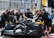 Williams Akan Terima Ganti Rugi Terkait Insiden FP1 GP Azerbaijan