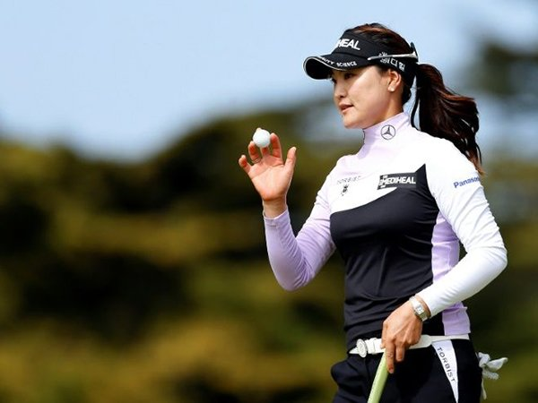 Sei Young Kim Pimpin Babak Ketiga LPGA Mediheal Championship 2019