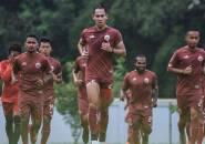 Selama Ramadan Skuat Persija Jakarta Berlatih Malam Hari