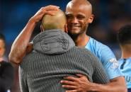 Cetak Gol Kemenangan City, Guardiola Puji Performa Kompany