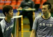 Lee Yong Dae & Yoo Yeon Seong Reuni di Australia Open 2019
