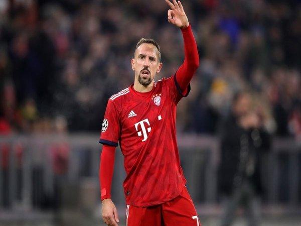 Franck Ribery Buka Peluang Main di Liga Australia