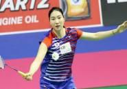 Cedera, Sung Ji Hyun Mundur Dari Piala Sudirman 2019