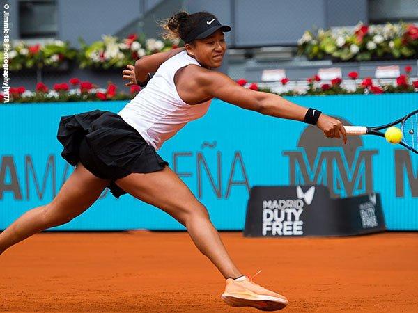 Naomi Osaka Hadang Belinda Bencic Di Perempatfinal Madrid Open