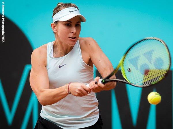 Kewalahan Dengan Permainan Belinda Bencic, Naomi Osaka Tersingkir Dari Madrid