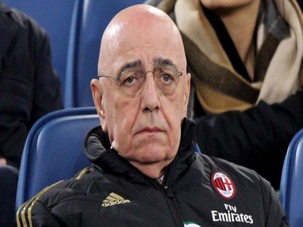 Adriano Galliani Rindu Lihat Milan Tampil di Liga Champions