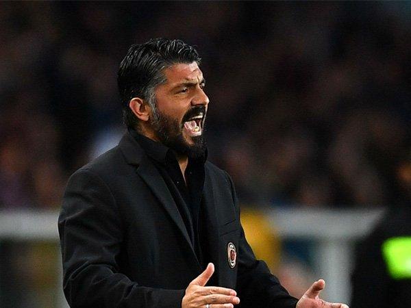 Gattuso Nilai Penampilan Milan Tidak Konsisten Musim Ini