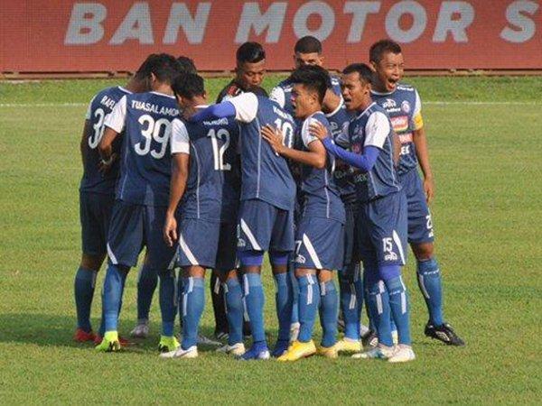Kekalahan dari PSIS Jadi Pelajaran Berharga Arema FC