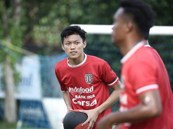 Persija dan Bali United Sepakat Barter Pemain Muda