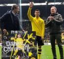 Pulisic Ucapkan Perpisahan di Laga Kandang Terakhir Dortmund
