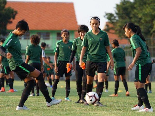 Timnas Wanita Indonesia Mulai Gelar TC Untuk Menseleksi Pemain