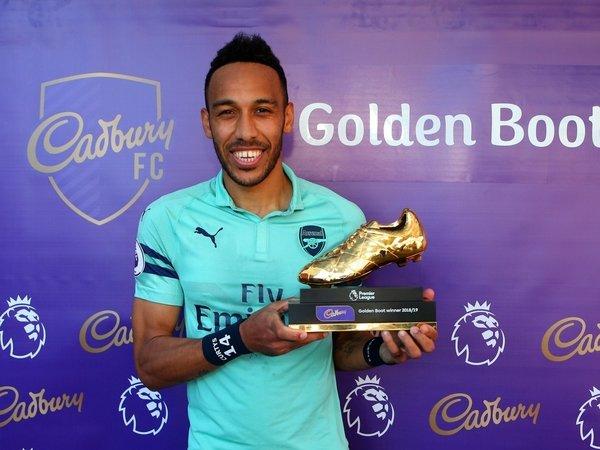 Klopp Terkejut Aubameyang Jadi Top Skorer Premier League
