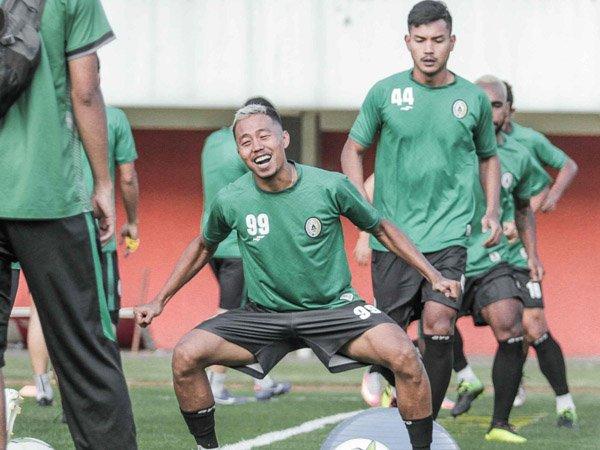 Penyerang PSS Tak Gentar dengan Nama Besar Arema FC