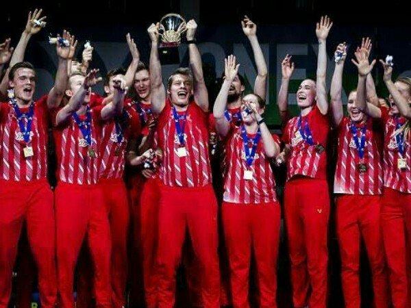 Jelang Piala Sudirman 2019: Menghitung Peluang Tim-Tim Eropa