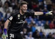 Depak Navas, Zidane Ingin Anaknya Jadi Kiper Pilihan Kedua Real Madrid mUsim Depan