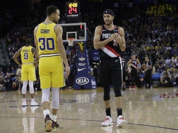 Perang Saudara Akan Warnai Final NBA Konferensi Barat Musim 2018-2019