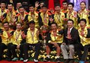 Superior China di Piala Sudirman