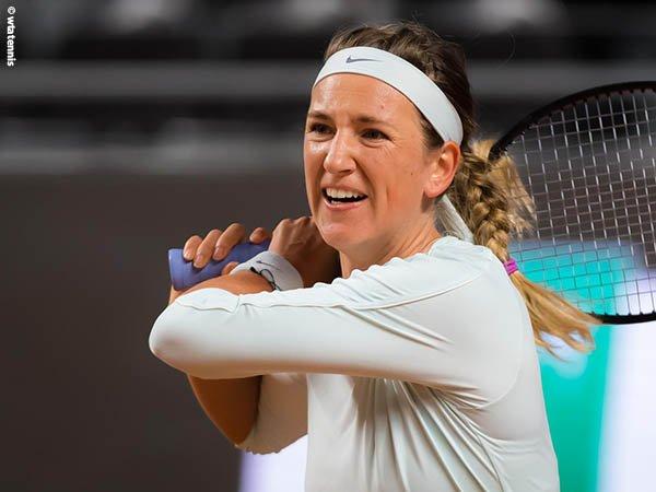 Victoria Azarenka Tantang Juara Bertahan Di Roma