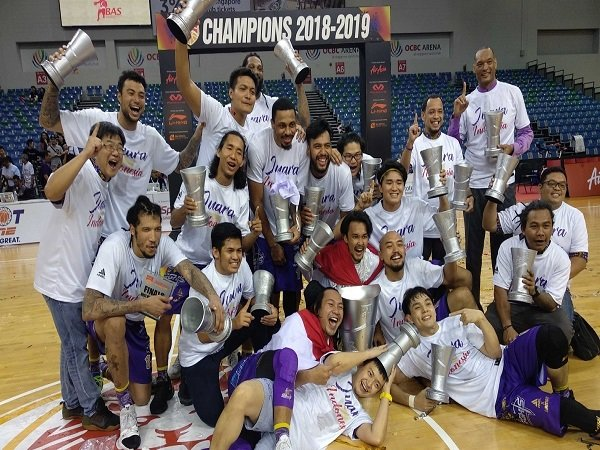 CLS Knights Indonesia Juara ABL Musim 2018-2019