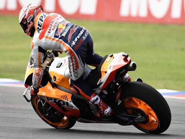 Marquez Ingin Lanjutkan Tren Kemenangan di MotoGP Prancis