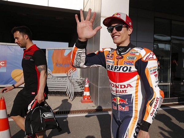 Marquez Komentari Pebalap Muda yang Terlalu Cepat Naik Kelas ke MotoGP