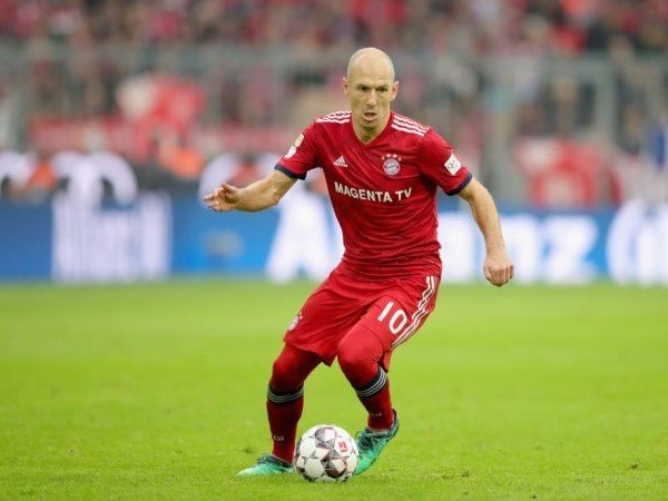Arjen Robben Hanya Pikirkan Laga Terakhir Bayern Musim Ini