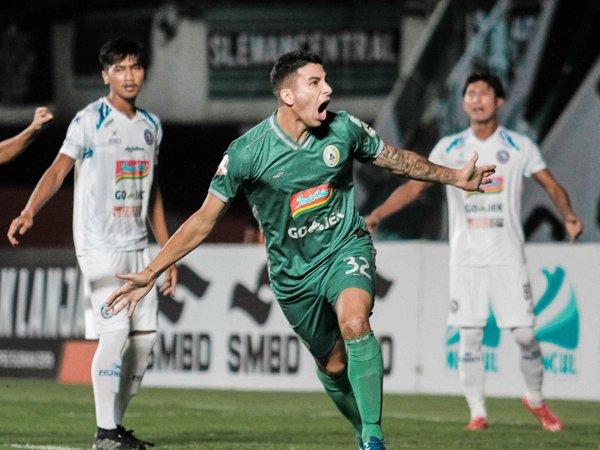 Inilah 5 Catatan Penting Laga Pembuka Liga 1 Antara PSS Vs Arema FC