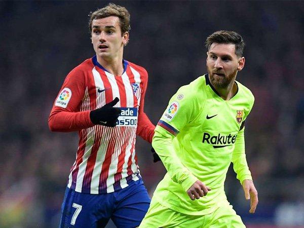 Barcelona Bisa Gunakan Messi untuk Dapatkan Griezmann