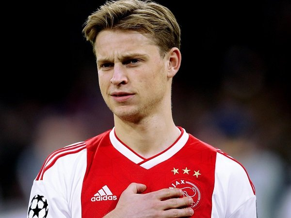 De Jong Akui Sudah Tidak Sabar Ingin Bermain Dengan Messi