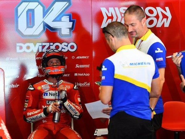 Dovizioso Prediksi Para Rivalnya Bakal Tampil Kencang di Le Mans