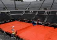 Hujan Ganggu Jadwal Turnamen Di Roma